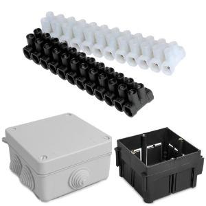 Cajas y conexiones