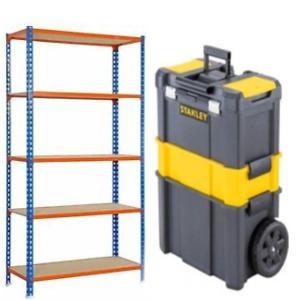 Ordenación y cajas de herramientas