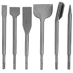 Punteros y cinceles para martillo