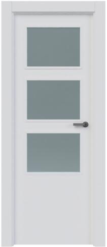 Puerta lisa 3v